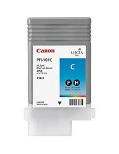 Tinta Canon PFI-101C Cían 130 ml.