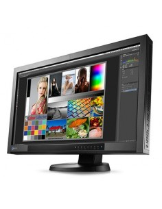 Monitor EIZO COLOREDGE CG277 Negro Calibrador incluido- Con visera -Licencia Color Navigator
