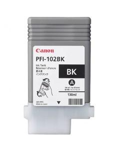 Tinta Canon PFI-102BK Negro Foto - 130 ml.