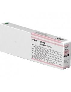 Tinta Epson T804600 Magenta Claro 700 ml.