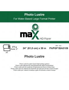 "PHOTO LUSTER 275 GR. 61CM (24"") X 30M"