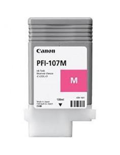 Tinta Canon PFI-107M Magenta - 130 ml.