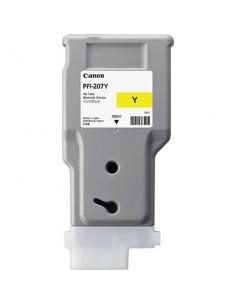 Tinta Canon PFI-207Y Amarillo 300 ml.
