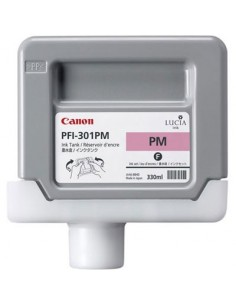 Tinta Canon PFI-301PM Magenta claro 330 ml.
