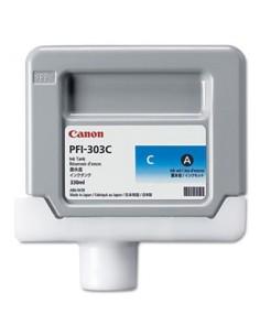 Tinta Canon PFI-303C Cían 330 ml.