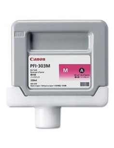Tinta Canon PFI-303M Magenta 330 ml.