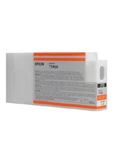 Tinta Epson T596A00 Naranja 350 ml.
