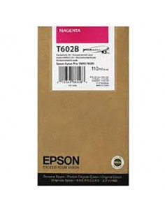 Tinta Epson T602B00 Magento 110 ml.