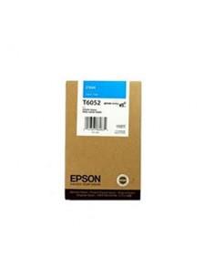 Tinta Epson T605200 Cían 110 ml.