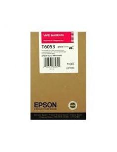 Tinta Epson T605300 Magenta 110 ml. (modelo 4880)