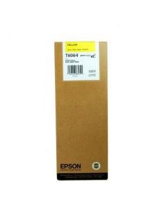 Tinta Epson T606400 Amarillo 220 ml.