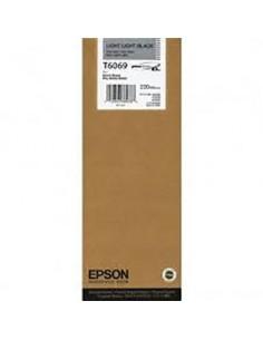 Tinta Epson T606900 Gris claro 220 ml.