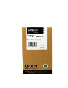 Tinta Epson T613800 Negro 110 ml.