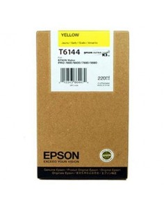 Tinta Epson T614400 Amarillo 220 ml.