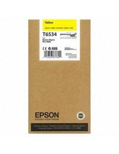 Tinta Epson T653400 Amarillo 200 ml.