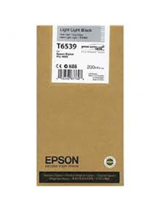 Tinta Epson T653900 Gris claro 200 ml.