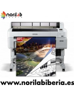 PLOTTER EPSON SC-T5200DPS Doble Rollo + Adobe PostScript