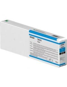 Tinta Epson T804200 Cían 700 ml.