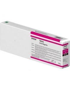 Tinta Epson T804300 Magenta 700 ml.