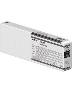 Tinta Epson T804700 Gris 700 ml.