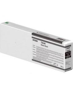 Tinta Epson T804800 Negro mate 700 ml.