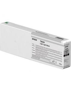 Tinta Epson T804900 Gris claro 700 ml.