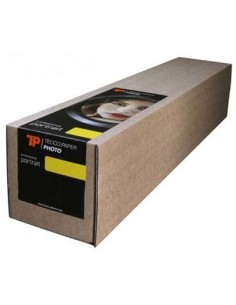 "BOBINA PAPEL TECCO: PHOTO PM230 Matt 44""x25m 230 g-sqm"