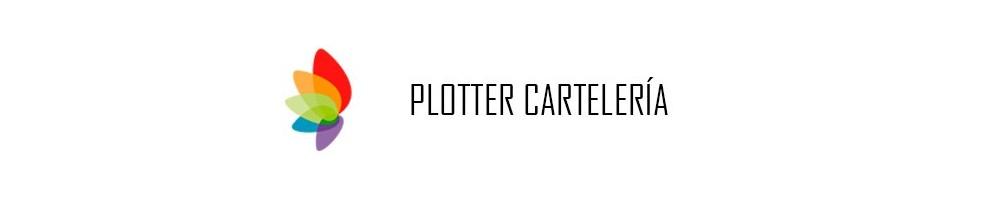 PLOTTER CARTELERÍA