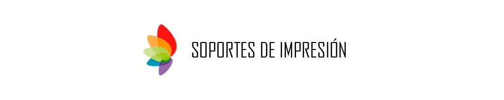 SOPORTES DE IMPRESIÓN