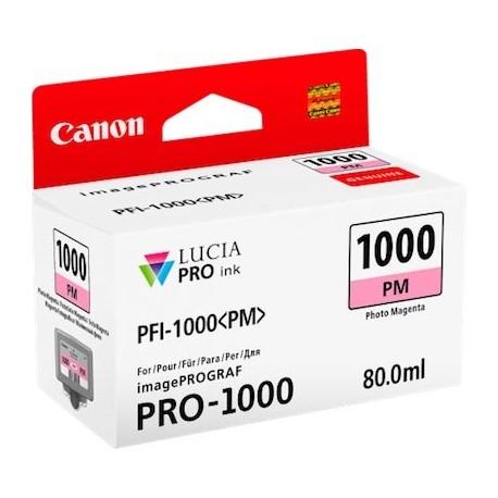 Tinta Canon PFI-1000PM Magenta Foto...