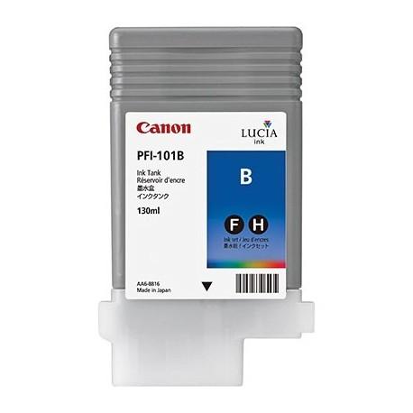 Tinta Canon PFI-101B Azul 130 ml.