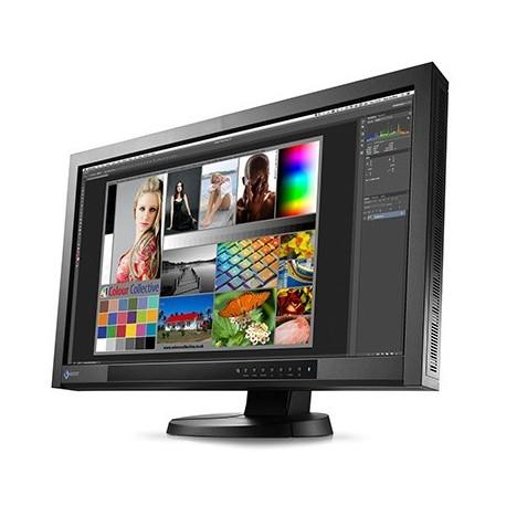 Monitor EIZO COLOREDGE CG277 Negro Calibrador incluido- Con visera -Licencia Color Navigator