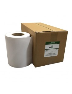 ROLLO PAPEL MAX HQ MATE 305 MM 250 GR. (2 ROLLOS X 90 M)