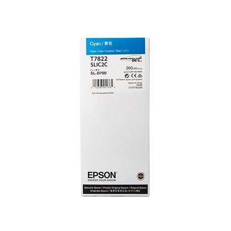 TINTA CIAN EPSON (D700) 200 ML