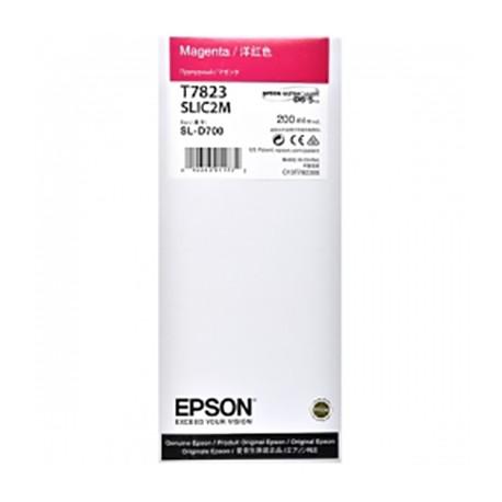 TINTA MAGENTA EPSON (D700) 200 ML