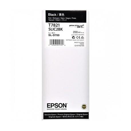 TINTA NEGRO EPSON (D700) 200 ML