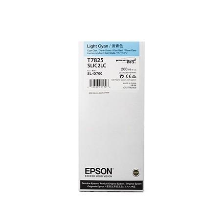 TINTA CIAN CLARO EPSON (D700) 200 ML