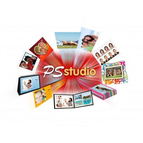 SOFTWARE PS STUDIO + DONGLE