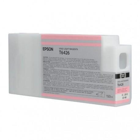Tinta Epson T6426 Magenta Claro 150 ml.