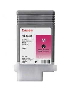 Tinta Canon PFI-104M Magenta- 130 ml. iPF650-655-750-755-760