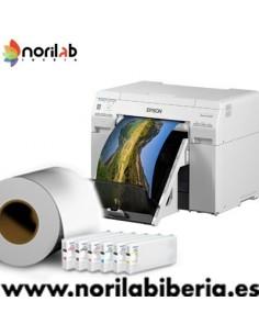 SureLab D800 promo consumibles