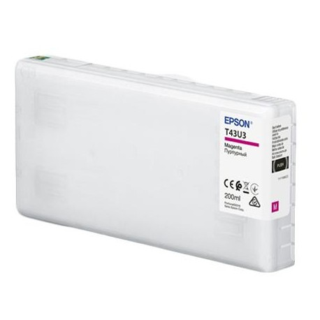 TINTA MAGENTA EPSON (D800) 200ML T43U3
