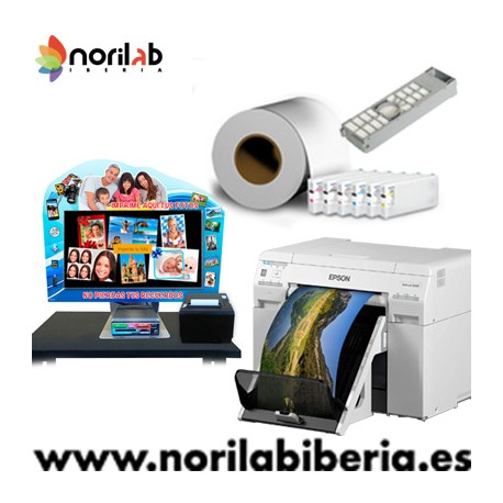 Kiosko Norilab 6691 + Software D-KIOSK + Surelab D800 promo