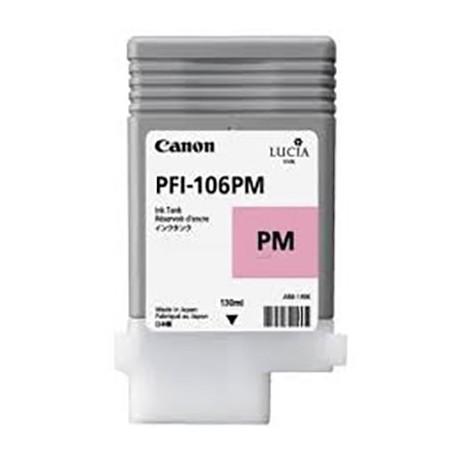 Tinta Canon PFI-106PM Magenta claro 130 ml.