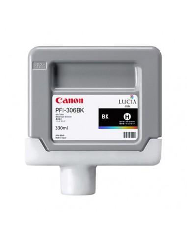 TINTA CANON PFI-306BK NEGRO 330 ml.