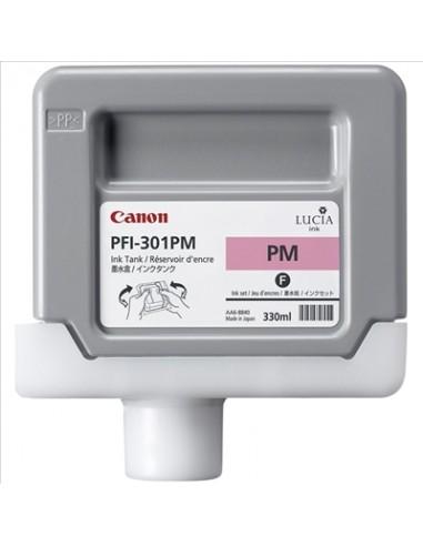 TINTA CANON PFI-301PM MAGENTA CLARO...