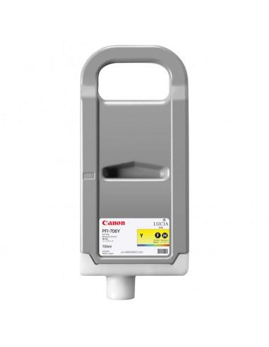 TINTA CANON PFI-706Y AMARILLO 700 ml