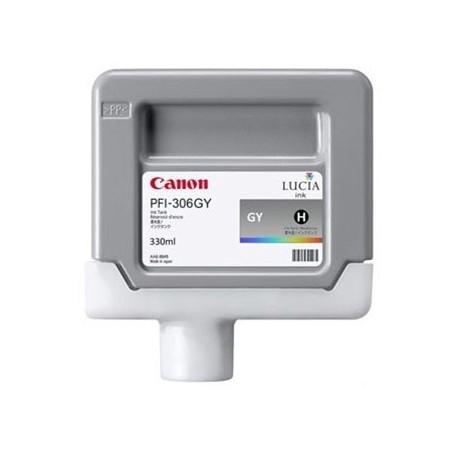 Tinta Canon PFI-306GY Gris 330 ml.