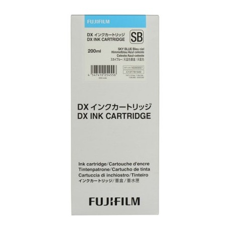 TINTA CYAN FUJIFILM (DX100) 200 ML
