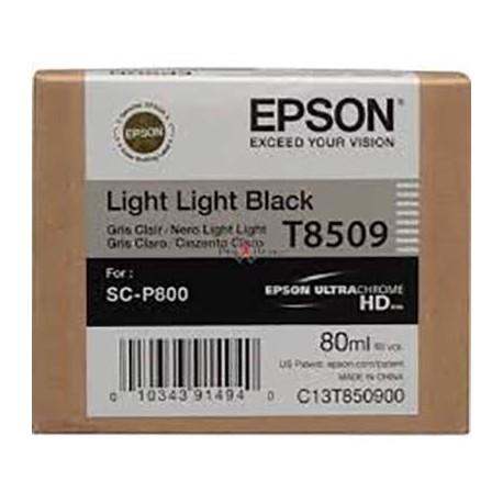 Tinta Epson Gris claro T850900 - 80 ml.